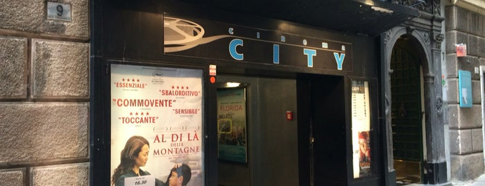 Cinema City is one of Lieux qui ont plu à Riccardo.