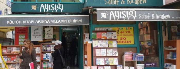 Ayışığı Sahaf is one of Sevcan 님이 저장한 장소.