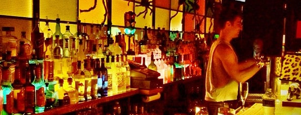 Industry Bar is one of NYC Queer Bars!.