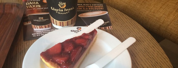 Gloria Jean's Coffees is one of Lieux sauvegardés par Mehmet.