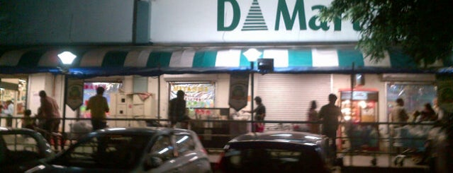 D Mart is one of Damodarさんのお気に入りスポット.