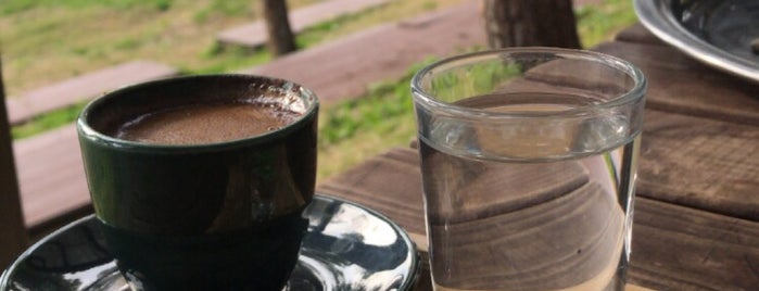 Denize Karşı Cafe is one of Lieux qui ont plu à 🌜🌟hakan🌟🌛.