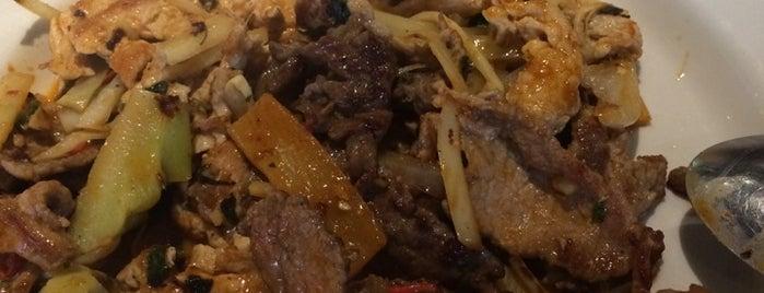 Lin's Mandarin is one of Orte, die Oli gefallen.