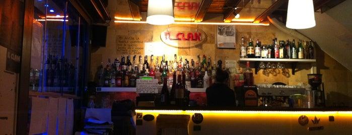 Il Clan is one of Pavia: mangiare e divertirsi.