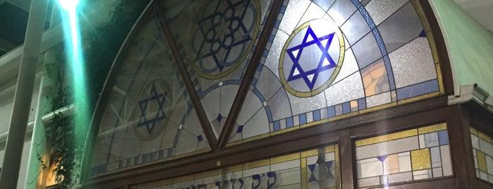 Etz Ahayim Sinagogu is one of Synagogues In Turkey.
