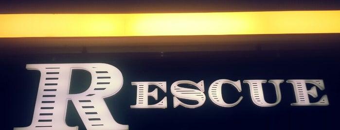 Rescue Bar & Lounge is one of Cebu Nightlife PI.