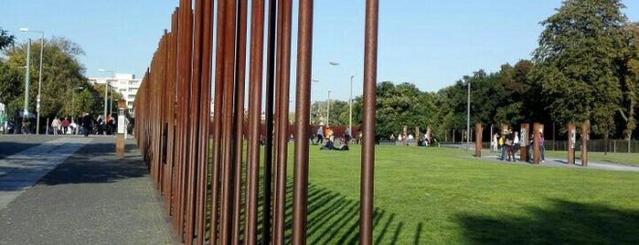 Gedenkstätte Berliner Mauer is one of Berlin - Lugares.