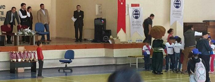 Aksu Fen Lisesi Spor Salonu is one of Gittiğim ve gideceğim yerler.