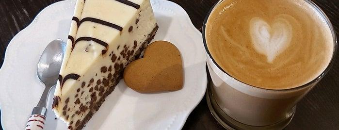 Grusha is one of 🧁☕️попить кофе.