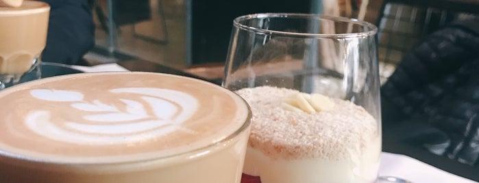 Gaia&Co Coffee is one of Locais curtidos por Orhan.