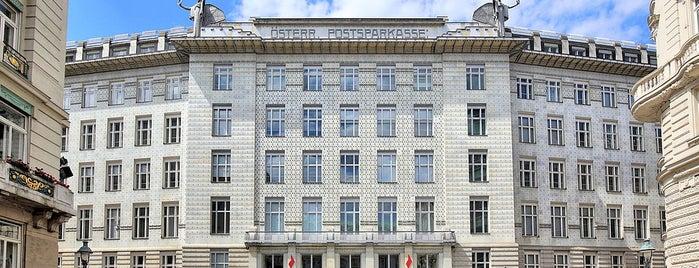 Austrian Postal Savings Bank is one of Vienna.