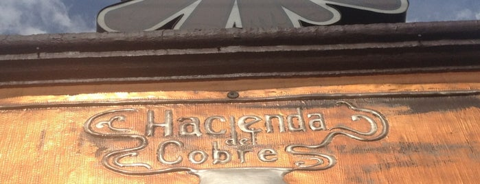 Hacienda Del Cobre is one of Zacatecas.