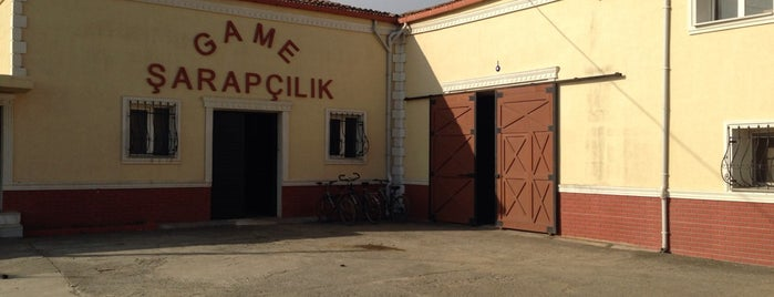 Game Şarapçılık is one of Posti che sono piaciuti a Bülent.