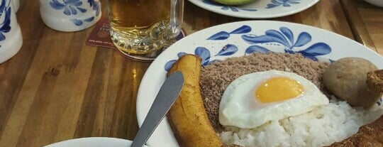 Mondongo's is one of Colombia.