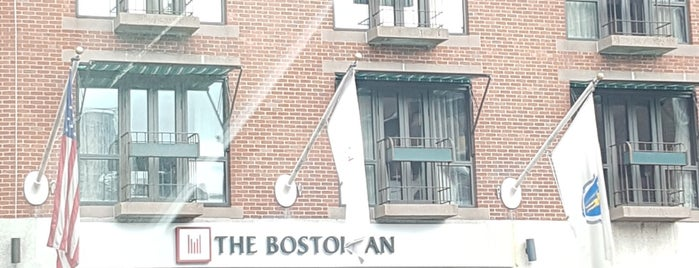 The Bostonian Society is one of Heather: сохраненные места.