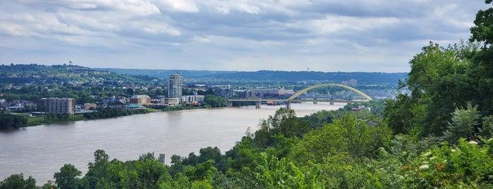 Twin Lakes Overlook is one of Best of Cincinnati.
