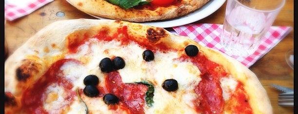 La Bottega della Pizza is one of 24h in Bruxelles.