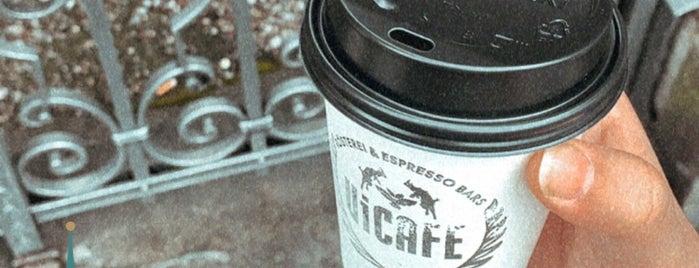 ViCAFE - Barista Espresso Bar is one of Orte, die Sarah gefallen.