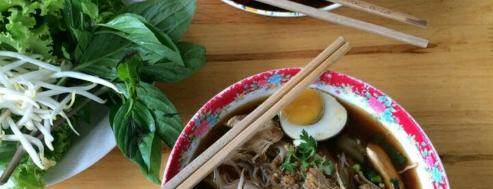 ก๋วยเตี๋ยว ไก่ขัน is one of เชียงใหม่_5_noodle.