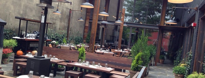 Barcelona Wine Bar is one of DC - Outdoor / Rooftop.