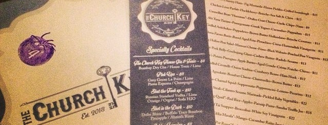 The Church Key is one of WeHo / Mid-City West.