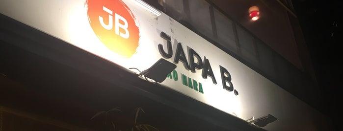 Japa B is one of Rio Show Gastronomia 2018.