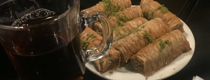 Silk Road Mediterranean Cuisine is one of Tempat yang Disimpan N9uyen.