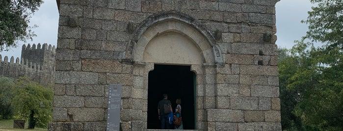 Igreja de S. Miguel do Castelo is one of Portugal Road trip.