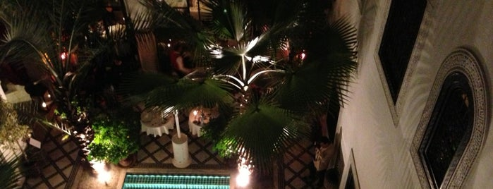 Riad Monceau is one of Marrakech.