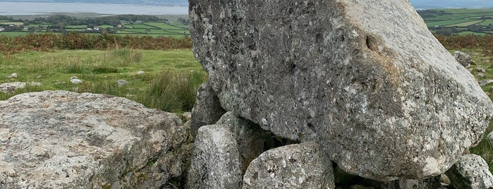 King Arthur's Stone is one of Woot!'s Wales Hot Spots.