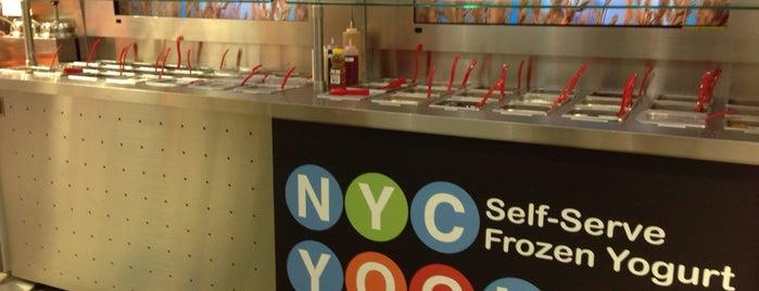 NYC Yogurt is one of Tempat yang Disukai Mario.