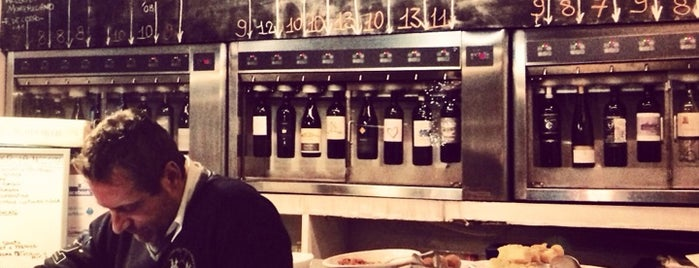 Enoteca Ferrara is one of Roma - a must! = Peter's Fav's.