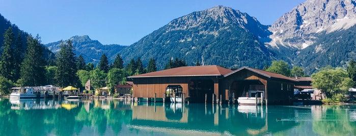 Heiterwanger See is one of Oostenrijk 🇦🇹.