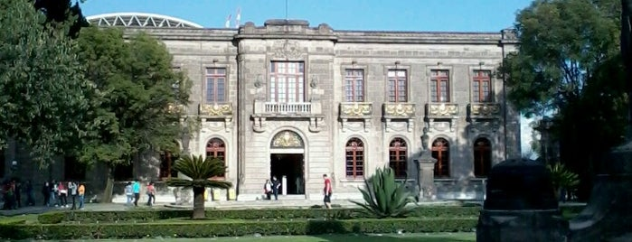 Museo Nacional de Historia (Castillo de Chapultepec) is one of CDMX.