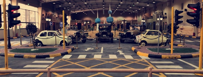 Historical, Vintage & Classic Cars Museum is one of Q8.