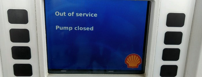 Shell is one of Jared's Liked Places.