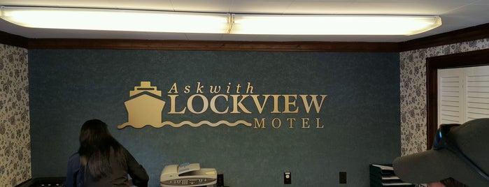 Lockview Motel is one of Illinois, Indiana, Ohio, Michigan.