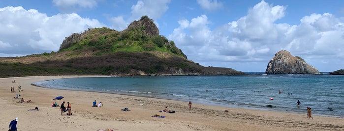 Praia do Sueste is one of Dade 님이 좋아한 장소.