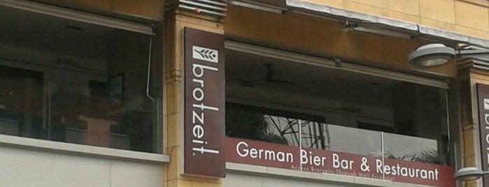 Brotzeit is one of Saigon.