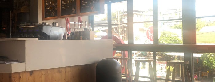 J.Co Donuts & Coffee is one of Bali Indonesia.