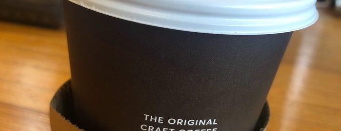 Peet's Coffee & Tea is one of Lugares favoritos de Chrissy.
