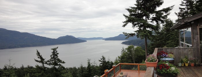 Double Mountain Bed & Breakfast is one of Relax, it's Orcas.