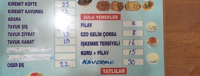 Bizim Köfteci Pide Kebap is one of Ankara.