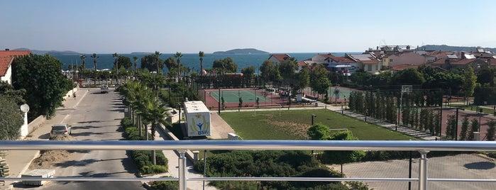 Urla Zeytin Otel is one of İzmir İzmir.