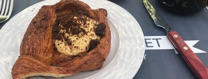 Sour & Sweet Artisan Bakery by Happy Bakers is one of Tatlı.