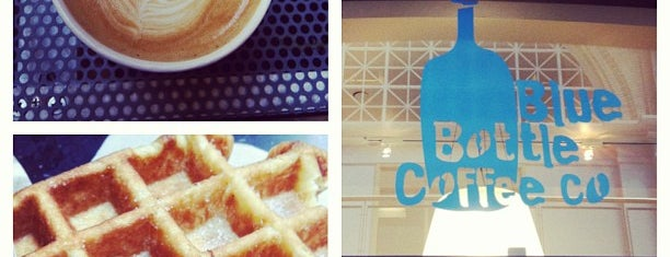 Blue Bottle Coffee is one of Dranks.