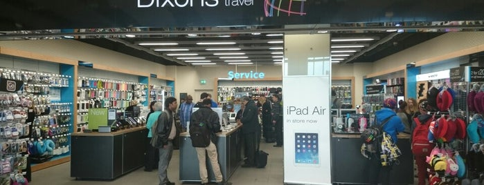 Dixons Travel is one of Our locations.