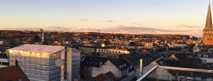 Salling ROOFTOP is one of {One day in Aarhus}.