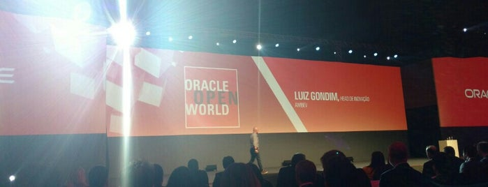 Oracle Open World is one of Ilanさんのお気に入りスポット.