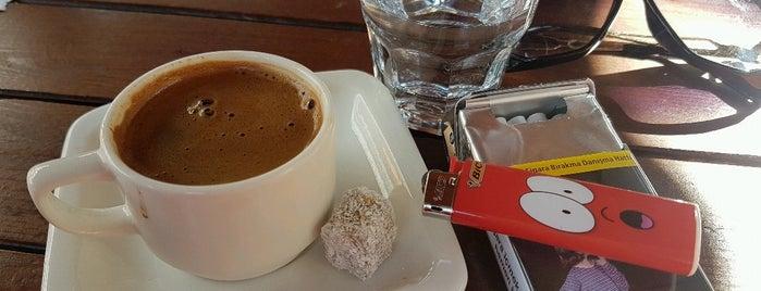 Tophane Yamaç Kafe is one of Murat : понравившиеся места.